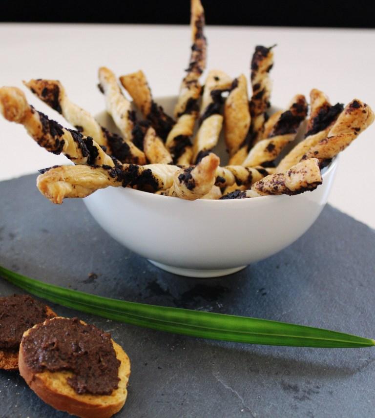 Read more about the article Sacristains aux olives noires