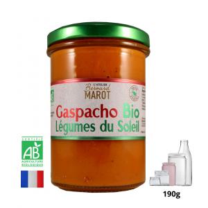 Gaspacho BIO aux Légumes du Soleil