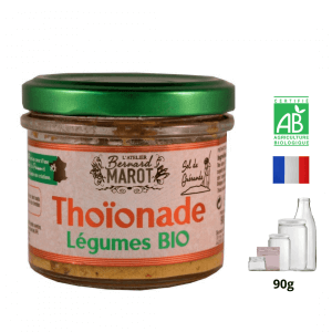 Thoïonade aux légumes BIO