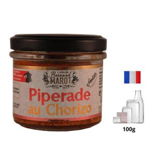 Piperade au Chorizo «Piment d'Espelette»