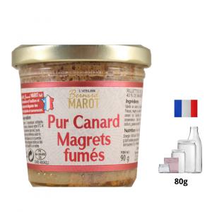 Pur Canard du Sud Ouest aux Magrets fumés (40%)
