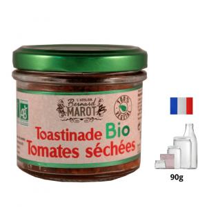 Toastinade BIO Tomates séchées