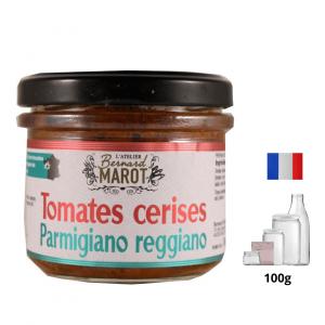 Tomates Cerises Parmigiano Reggiano