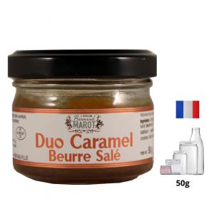 Crème de Caramel Beurre salé «Sel de Guérande»