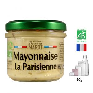 Mayonnaise BIO » la Parisienne»