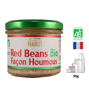 Red Beans BIO façon Houmous