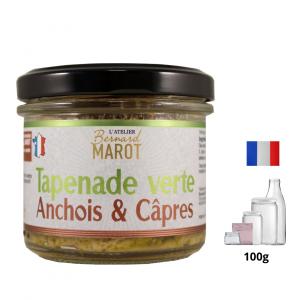 Tapenade Verte Anchois & Câpres