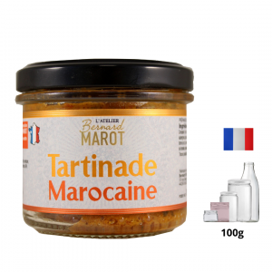 Tartinade MAROCAINE