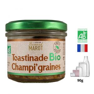 Toastinade BIO Champi'Graines
