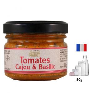 Tomates Cajou & Basilic