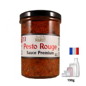 Pesto Rouge tomates concassées «Spécial Pâtes»