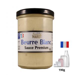 Sauce Beurre Blanc «Spécial Poissons»