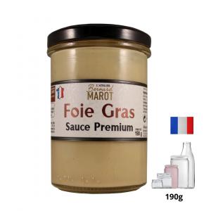 Sauce Foie Gras «Spécial Viandes»
