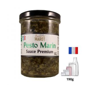 Sauce Pesto Marin «Spécial Poissons & Fruits de Mer»